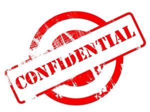 confidentiality Logo